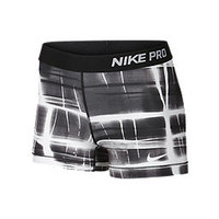 "The Nike Pro Essential 2.5"" Women's Shorts."