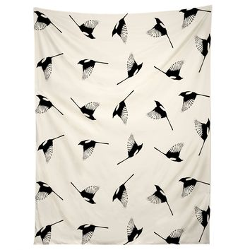 Elisabeth Fredriksson Magpies Tapestry