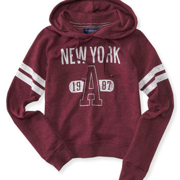 New York A Popover Hoodie