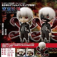 tokyo ghoul kaneki set of 2pcs pvc figure collection doll anime figures new