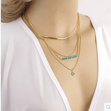 Free Shippng New Stunning Celebrity Sideways Vertical Hammered Bar Charm Infinity Pendant Necklace Chain Wedding Event Jewelry
