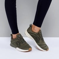 Puma Pulse Ignite Xt Sneakers In Khaki at asos.com