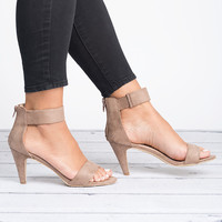 Ankle Strap Sandals