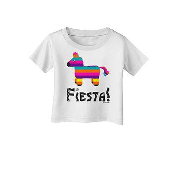 Colorful Pinata Design - Fiesta Infant T-Shirt by TooLoud