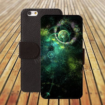 iphone 5 5s case Milky Way moon iphone 4/4s iPhone 6 6 Plus iphone 5C Wallet Case,iPhone 5 Case,Cover,Cases colorful pattern L208