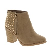 New Look | New Look Extreme 2 Studded Back Ankle Boots at ASOS