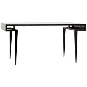 Alexandria Desk, Metal