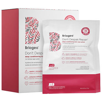 Don't Despair, Repair!™ Deep Conditioning Hair Cap System - Briogeo | Sephora