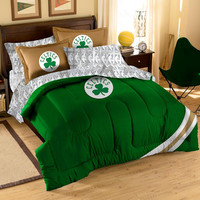 Boston Celtics NBA Bed in a Bag (Contrast Series)(Full)