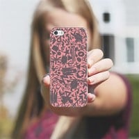 Pink Synapses iPhone 6 case by Nick Nelson   Casetify