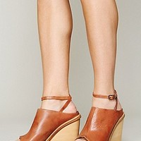 Free People  Catalina Mule Wedge at Free People Clothing Boutique