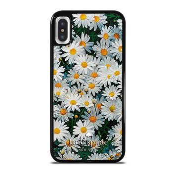 KATE SPADE NEW YORK DAISY MAISE iPhone X Case Cover
