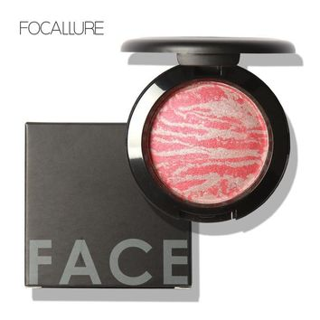 Top Quality Professional Cheek Makeup Baked Blush Bronzer Blusher