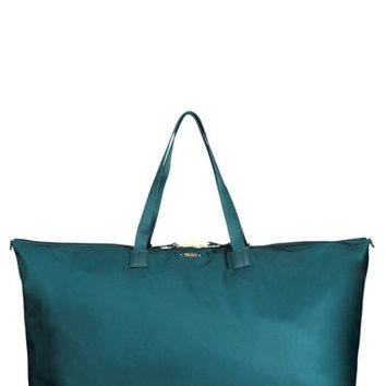 Tumi 'Voyageur - Just in Case' Nylon Travel Duffel - Blue/green