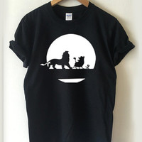 The Lion King T-shirt Men, Women Youth and Toddler