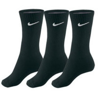 Black and White Nike Socks