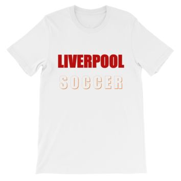 Ladies & Men Liverpool Soccer T-Shirt