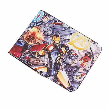 Avengers ART Design Wallet .for Kids