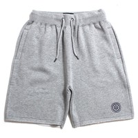 Navigator Sweatshorts Heather Grey