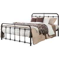 Wholesale Interiors Mandy Platform Bed
