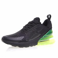 Men Nike Air Max 270 Green/Black