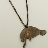 Manatee Dream Necklace