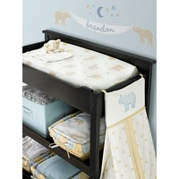 Wendy Bellissimo Walk With Me Changing Table Cover (Blue/White)