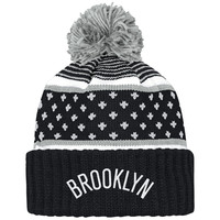 Mitchell & Ness Brooklyn Nets The Highlands Cuffed Knit In Multicolor