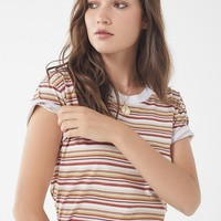 UO The Big Brother Striped Tee | Urban Outfitters