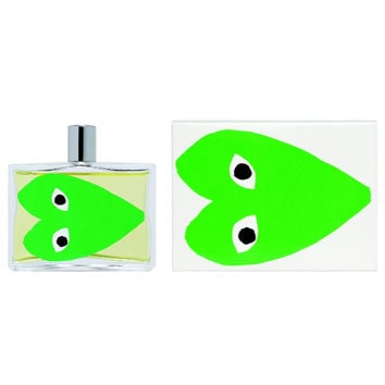 CDG Play Eau De Toilette Green Fragrance