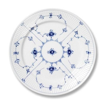 Royal Copenhagen Blue Fluted Plain | Bread & Butter Plate