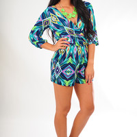 Lose Yourself Romper: Multi