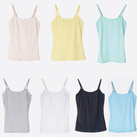 Fashion Sexy Women Bustier Tank Top Ladies Elastic Tank Tops  Summer Top Cropped Vest Fitness Women Plus Size