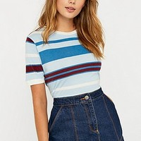 BDG Eclectic Stripe T-Shirt - Urban Outfitters