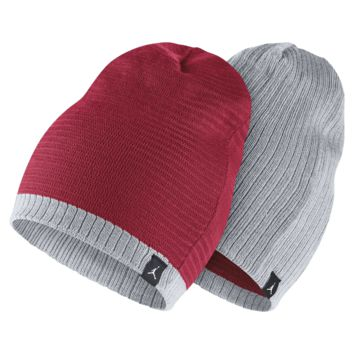 Jordan Reversible Knit Hat, by Nike (Red)