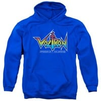 Voltron - Logo Adult Pull Over Hoodie