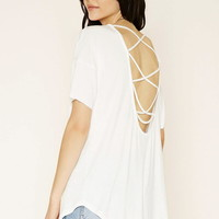 Crisscross-Back Tunic | Forever 21 - 2000205221