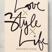 Love, Style, Life by Anthropologie in Peach Size: One Size Books