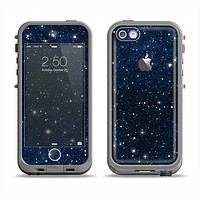 The Bright Starry Sky Apple iPhone 5c LifeProof Fre Case Skin Set