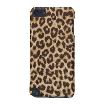 Leopard Print iPod Touch 5G Case