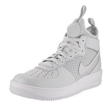 nike men s air force 1 ultraforce mid basketball shoe air force ones nike  number 1