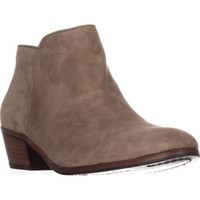 Sam Edelman Petty Short Fleece Lined Ankle Boots, Putty, 9.5 US / 41 EU