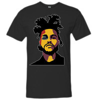 king of the fall tshirt sweatshirt tanktop back xo the weeknd tshirt tank top