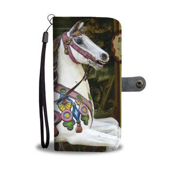 The Carousel Ride Phone Wallet Case