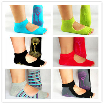 Men and Women Professional Yoga Socks