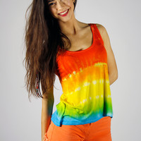 Tropical (Vest top - Ready for Dispatch)