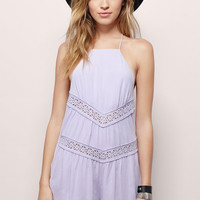 Rose In Paradise Gauze Romper