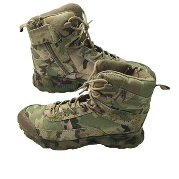 2017 New Men's Military Army Combat Airsoft Shooting Tactical Boots Multicam CP Outdoor Hiking Hunting Camouflage Travel Boots