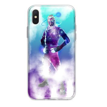 FORTNITE SMOKE GALAXY CUSTOM IPHONE CASE