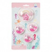 Purr Maids erasers - set of 5 - Erasers & Sharpeners - Desk Accessories - Stationery
